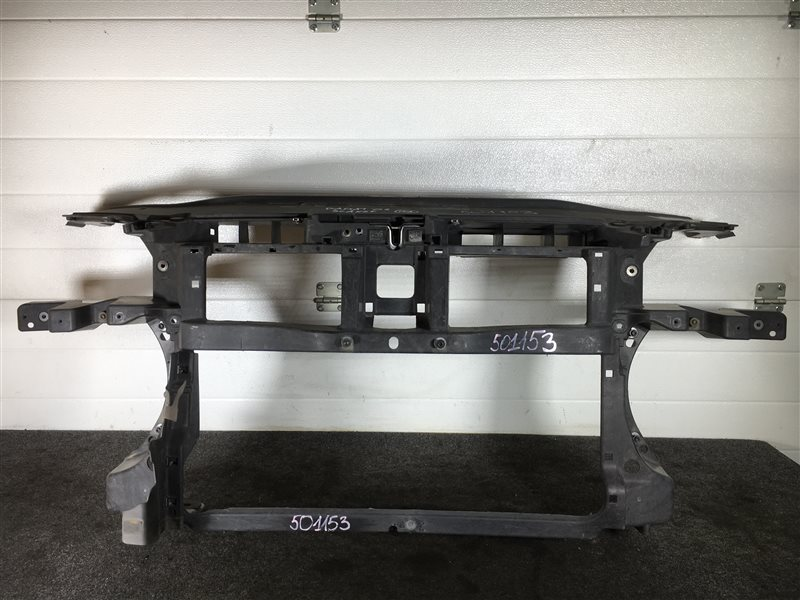 Рамка радиатора Volkswagen Passat 3CAXZF AMX 2006 501153 (б/у)