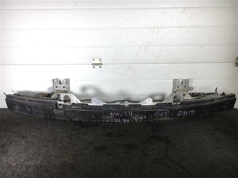 Жесткость бампера Bmw 7-Series E65 N62B44A 2004 передний 501159 (б/у)