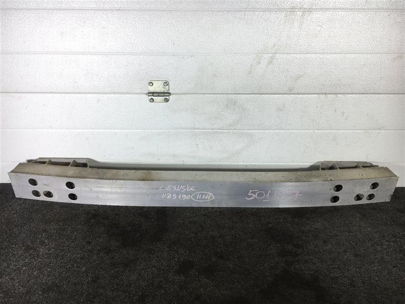 Жесткость бампера Lexus Gs430 UZS190 3UZ 2006 задний 501167 (б/у)