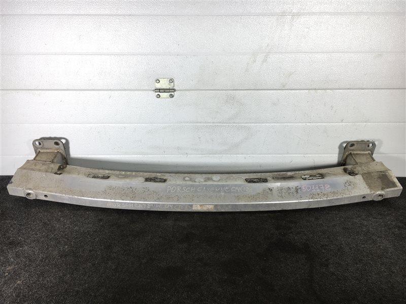 Жесткость бампера Porsche Cayenne 955 M48 0081402781 2004 501178 (б/у)