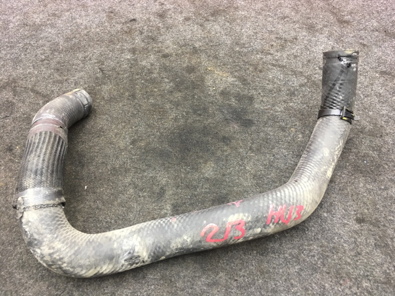 Патрубок радиатора Mazda Cx-5 KE2AW SH 2014 нижний (б/у)