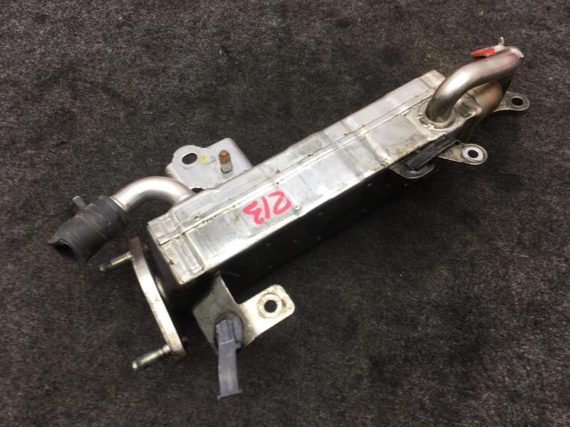 Радиатор отработанных газов Mazda Cx-5 KE2AW SH 2014 нижний (б/у)