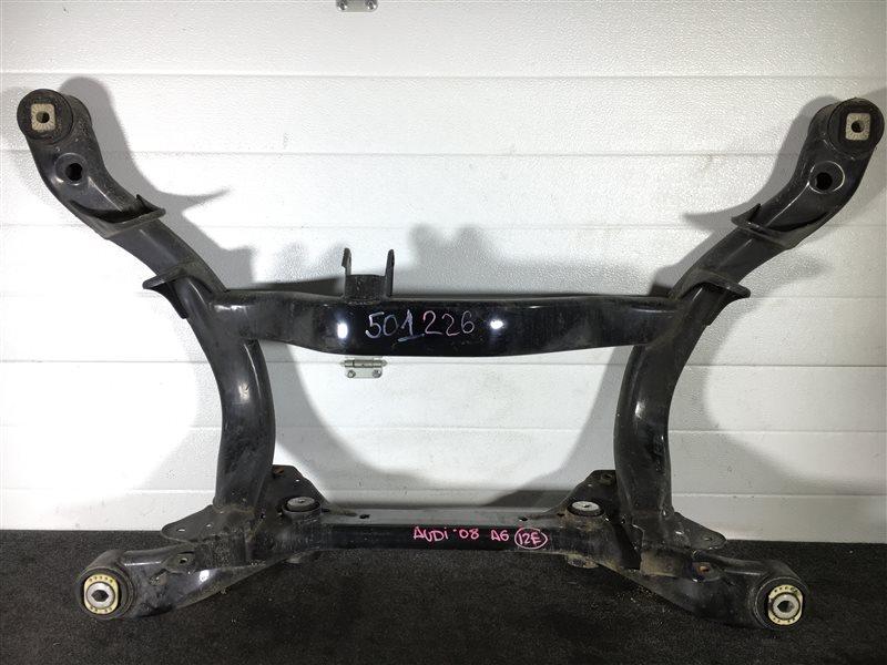 Балка Audi A6 4F2 BDX 2008 501226 (б/у)