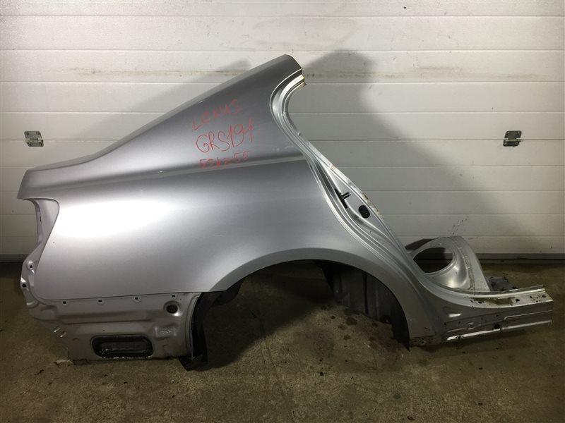 Крыло заднее Lexus Gs350 GRS191 2GR 2006 заднее правое 501255 (б/у)