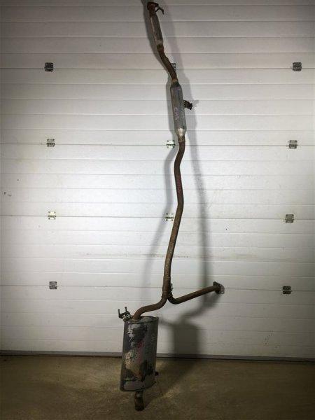 Глушитель Honda Accord CM3 501288 (б/у)