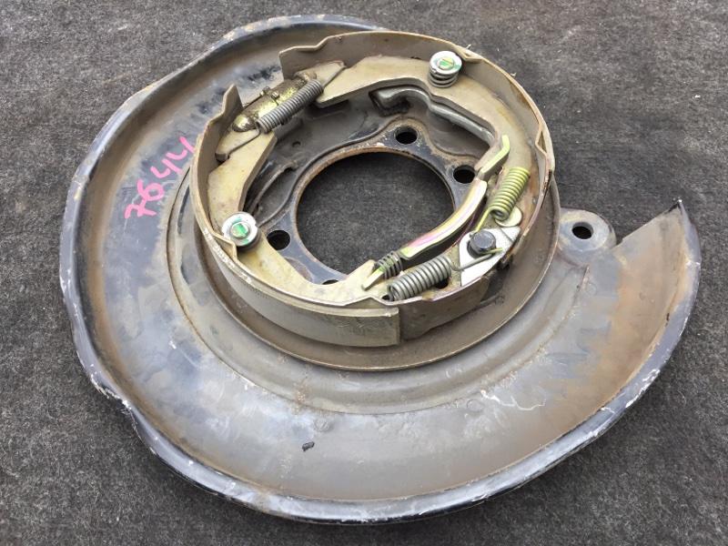 Рабочая тормозная система Subaru Outback BP9 EJ25 2005 задняя правая (б/у)