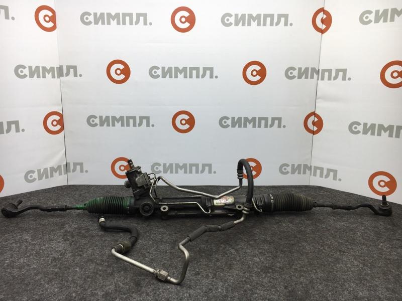 Рулевая рейка Bmw X3 E83 M54 2005 Правый руль! Пробег: 63812км! (б/у)