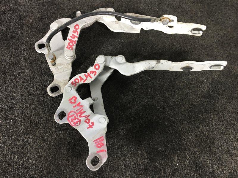 Крепление капота Bmw 1-Series E87 N45B16 2007 501430 Продаются парой. (б/у)