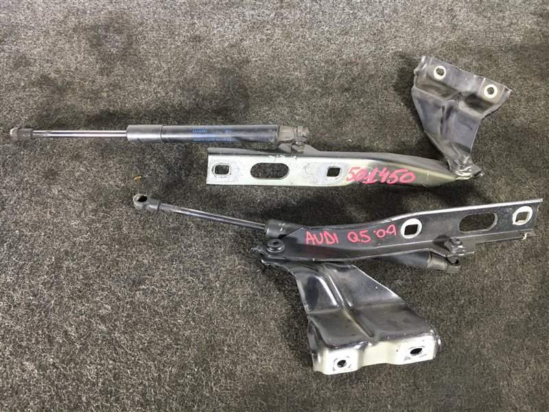 Крепление капота Audi Q5 8RB CDNC 2009 501450 Продаются парой. (б/у)