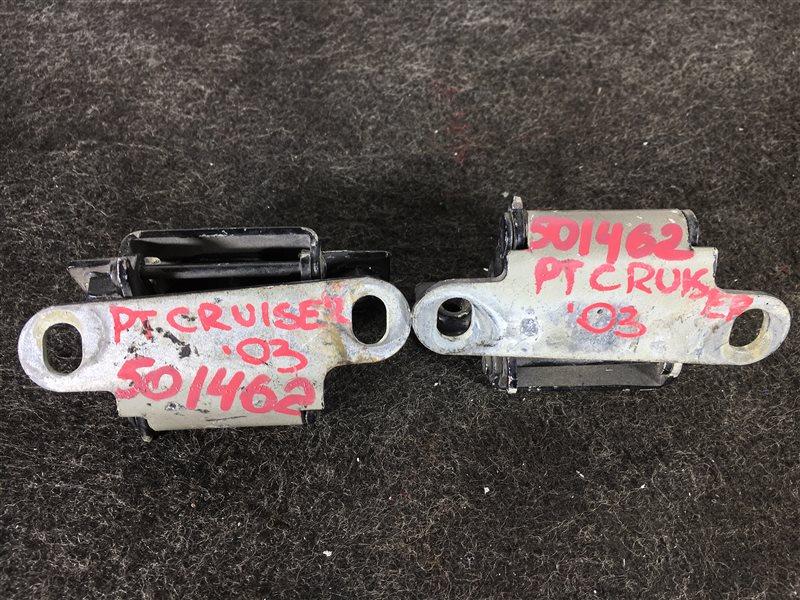 Крепление двери багажника Chrysler Pt Cruiser PT T626214 2002 501462 Продаются парой. (б/у)