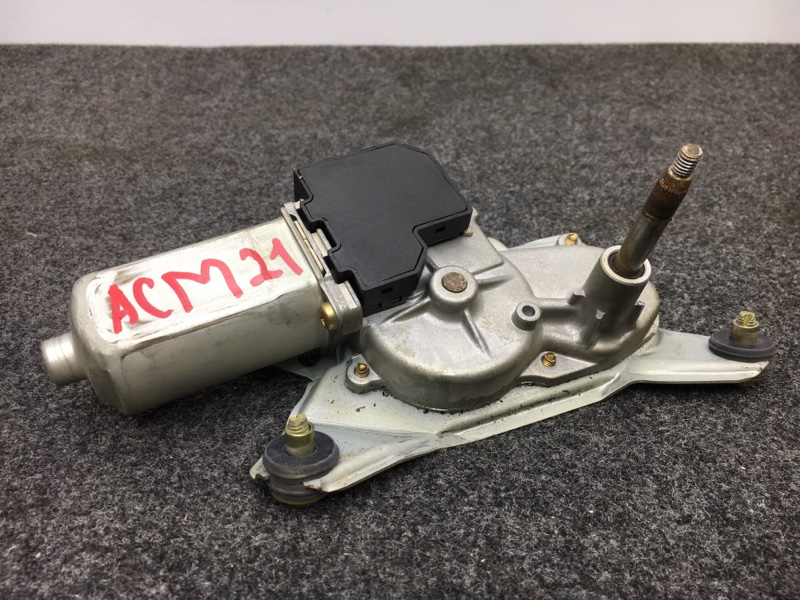 Моторчик заднего дворника Toyota Ipsum ACM21 2AZ-FE 2003 задний (б/у)