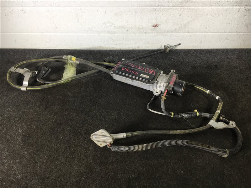 Механизм стояночного тормоза Lexus Ls460 USF40 1UR 2007 501579 (б/у)