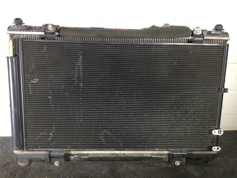 Радиатор кондиционера Lexus Gs350 GRS191 2GR 2006 501605 Радиатор основной продается (б/у)