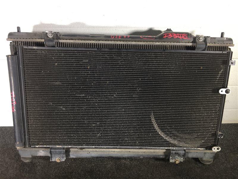 Радиатор кондиционера Lexus Is250 GSE25 4GR 2007 501611 Радиатор основной продается (б/у)