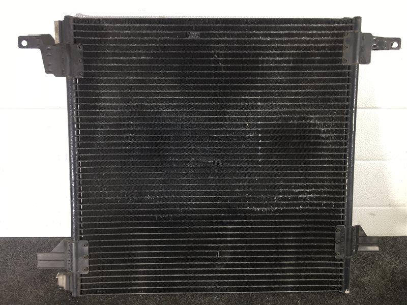 Радиатор кондиционера Mercedes-Benz M-Class W163 11297031611062 2004 501614 (б/у)