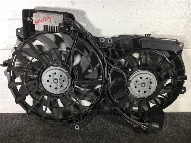 Диффузор Audi A6 4F2 BDX 2008 501629 (б/у)