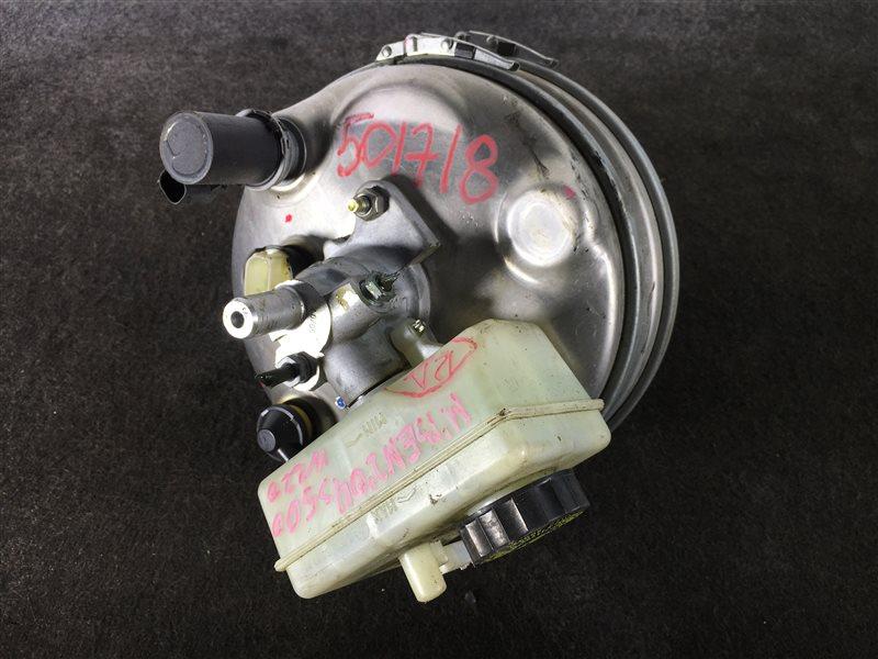 Вакуумный усилитель тормозов Mercedes-Benz S-Class W220 11396030575482 2004 501718 Правый руль. ГТЦ + (б/у)