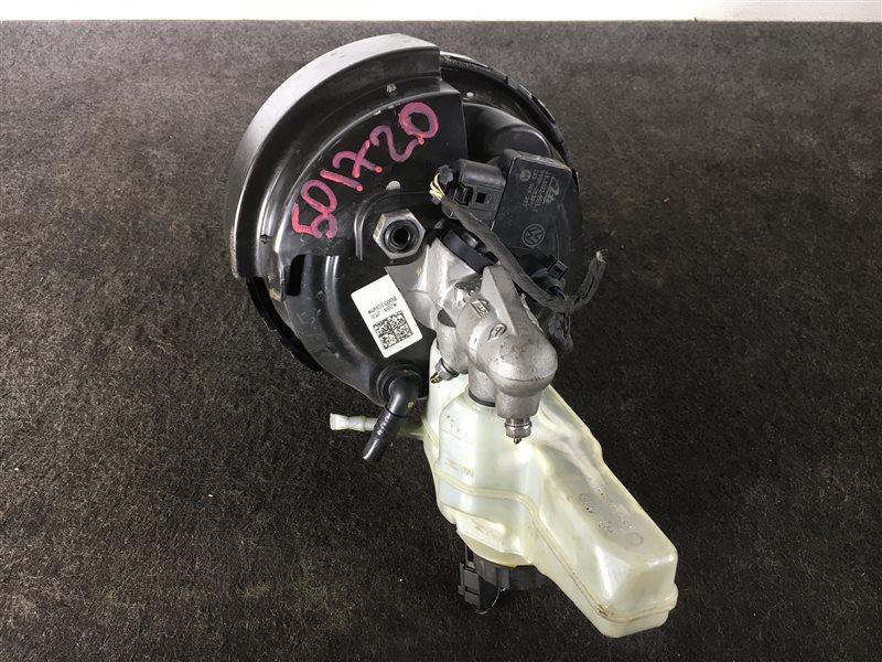 Вакуумный усилитель тормозов Volkswagen Passat 3CAXZF AMX 2006 501720 Правый руль. ГТЦ + (б/у)