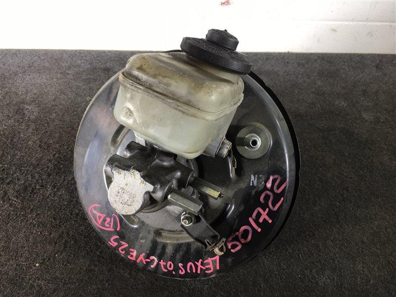 Вакуумный усилитель тормозов Lexus Is250 GSE25 4GR 2007 501722 Правый руль. ГТЦ + вакуумный (б/у)