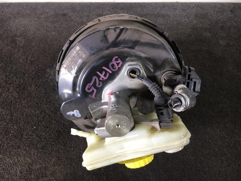 Вакуумный усилитель тормозов Audi A4 8EALTWA4 8EALT 2006 501725 Правый руль. ГТЦ + вакуумный (б/у)