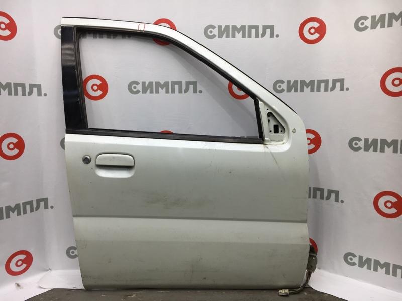 Замок двери Suzuki Chevrolet Cruze HR51S M13A передний правый В двери. (б/у)
