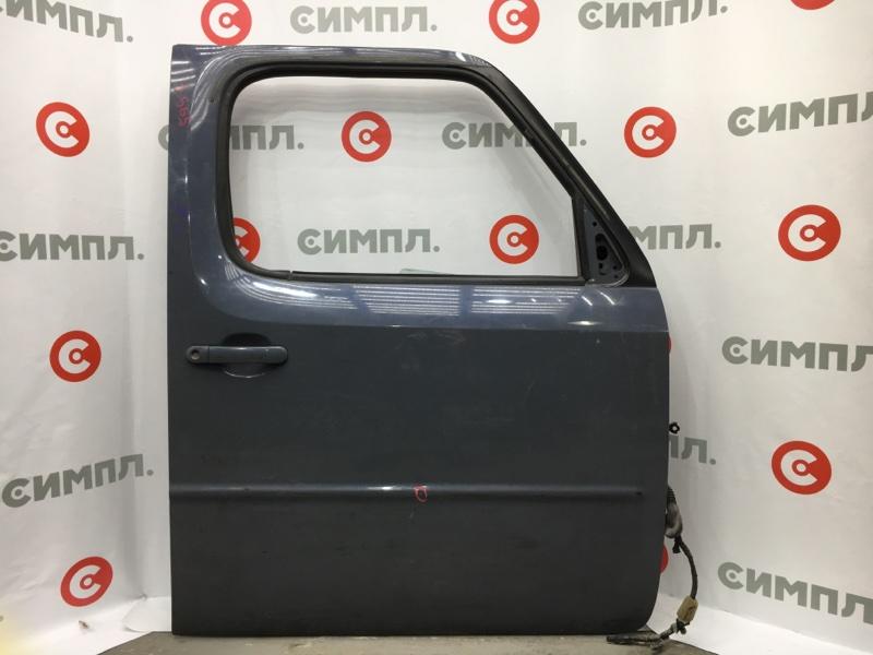 Стекло боковое Nissan Cube BZ11 CR14 переднее правое В двери. (б/у)
