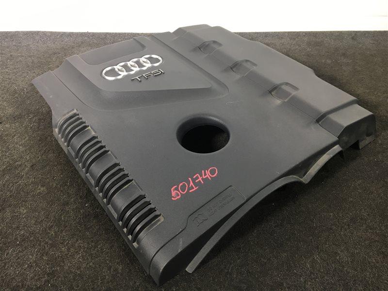 Крышка двигателя Audi A4 B8 CDH 2008 501740 (б/у)