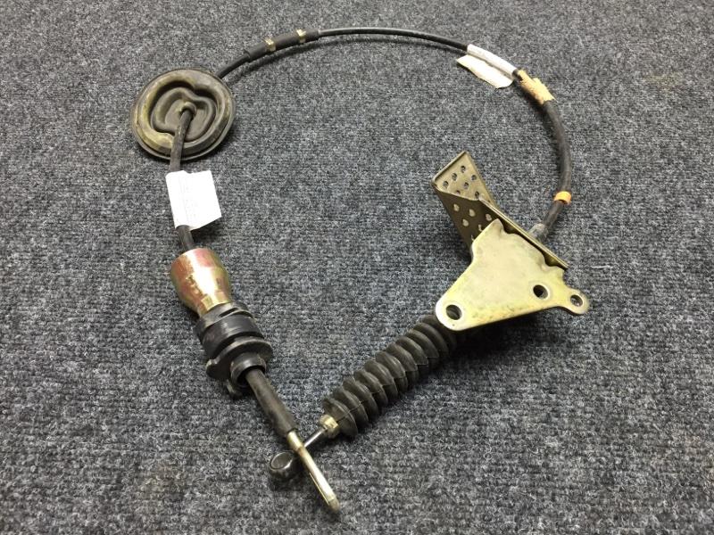 Тросик переключения кпп Honda Fit GD1 L13A 2002 АКПП (б/у)
