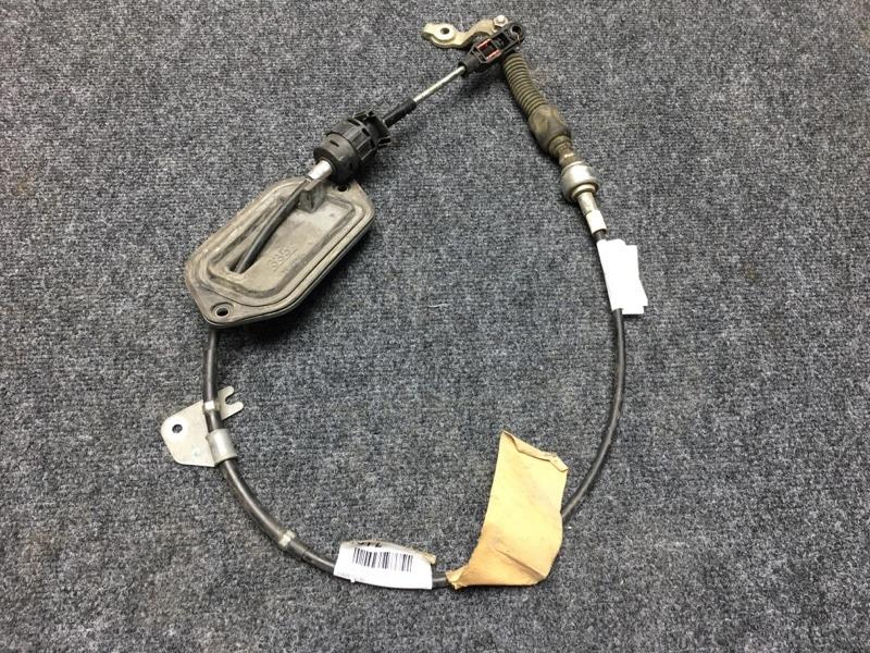 Тросик переключения кпп Toyota Vitz KSP130 1KR 2011 (б/у)