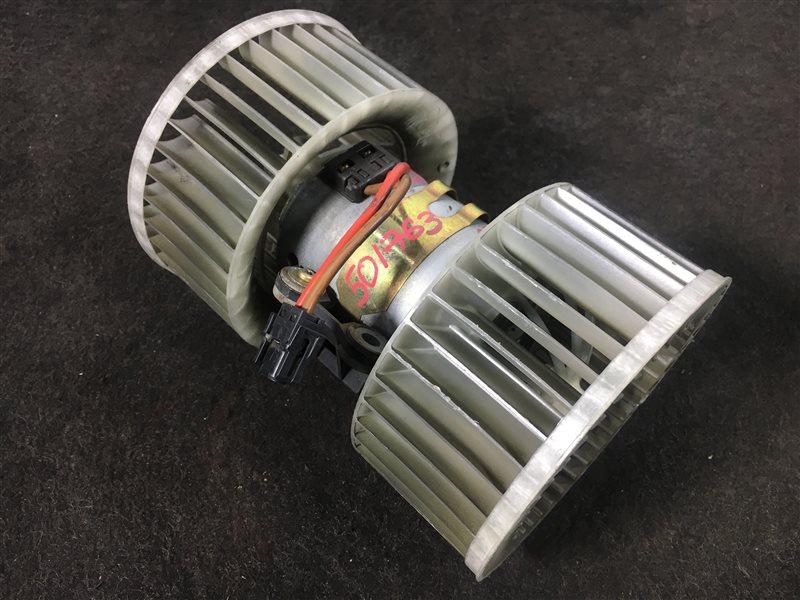 Мотор печки Bmw X3 E83 M54 2004 501763 (б/у)