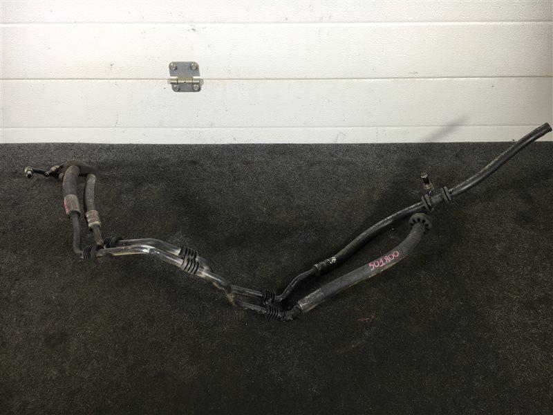 Трубка радиатора охлаждения акпп Mercedes-Benz M-Class W163 11297031611062 2004 501800 (б/у)