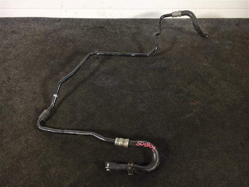 Трубка масляная Porsche Cayenne 955 M48 0081402781 2004 501801 (б/у)