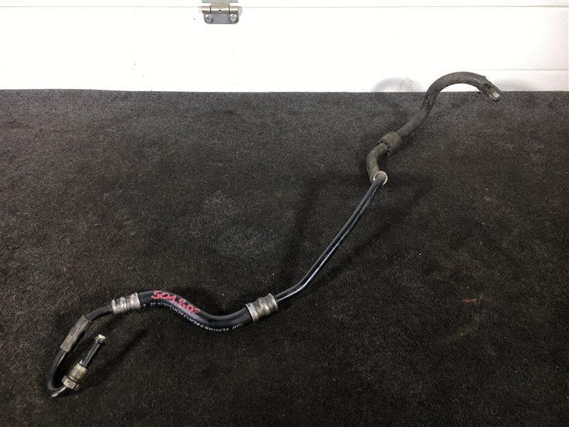 Трубка масляная Porsche Cayenne 955 M48 0081402781 2004 501802 (б/у)
