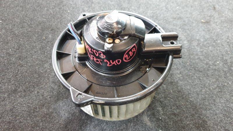 Мотор печки Toyota Premio NZT240 1NZ 2003 (б/у)