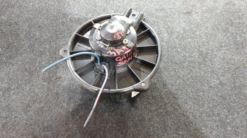 Мотор печки Toyota Gaia SXM10 3S 1998 задний Задний. (б/у)