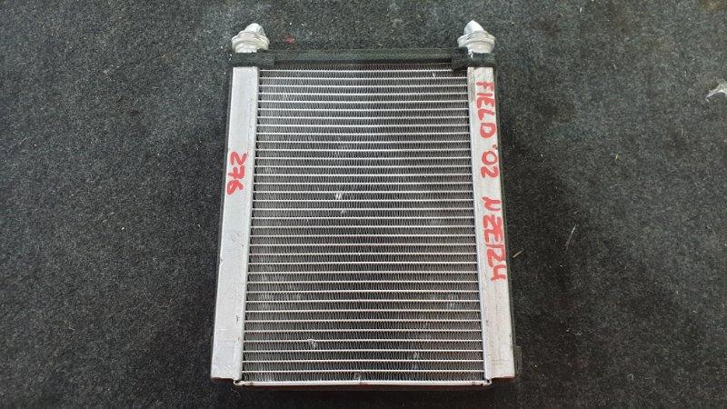 Радиатор отопителя Toyota Corolla Fielder NZE124 1NZ 2002 (б/у)
