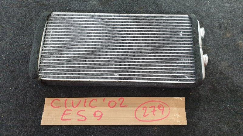 Радиатор отопителя Honda Civic ES9 LDA 2002 (б/у)