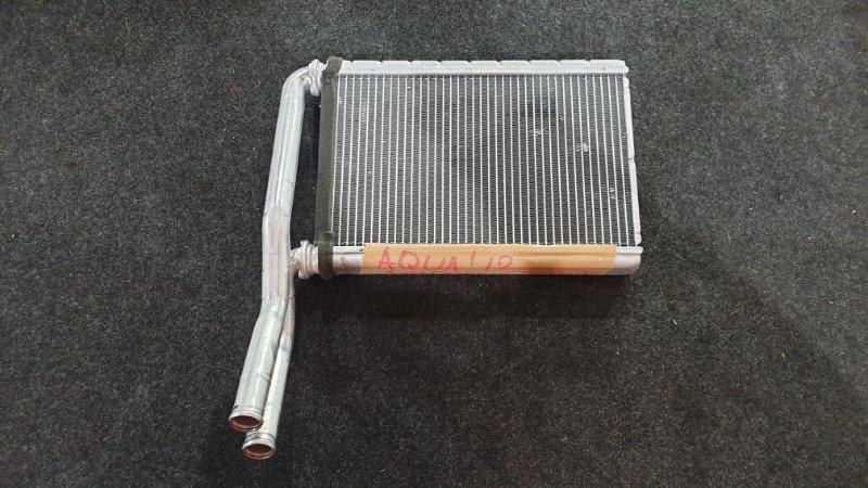 Радиатор отопителя Toyota Aqua NHP10 1NZ-FXE 2012 (б/у)