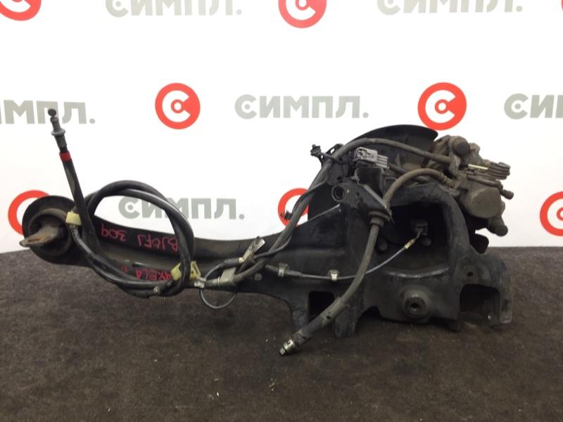 Тросик ручного тормоза Mazda Axela BL6FJ Z6 2011 задний правый (б/у)