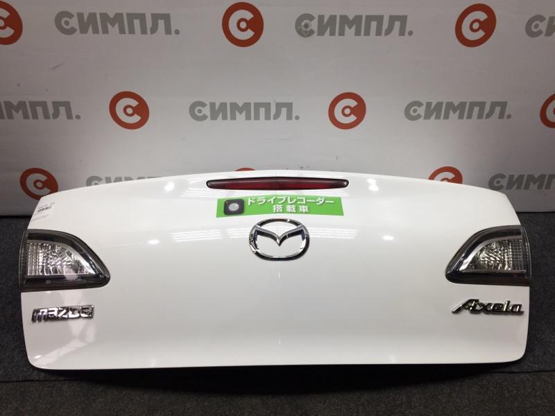 Крышка багажника Mazda Axela BL6FJ Z6 2011 (б/у)