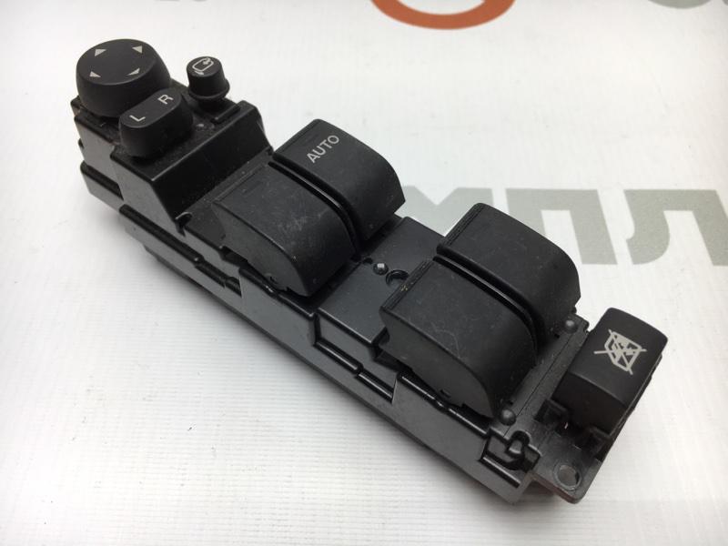 Блок управления стеклоподъемниками Mazda Atenza GH5FS L5 2008 66350A (б/у)