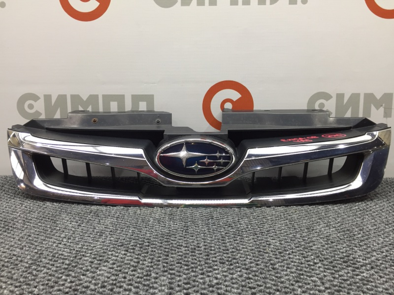 Решетка радиатора Subaru Exiga YA5 EJ204 2008 (б/у)