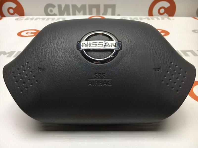 Подушка безопасности Nissan Vanette SKF2MN RF 2007 В руль. (б/у)