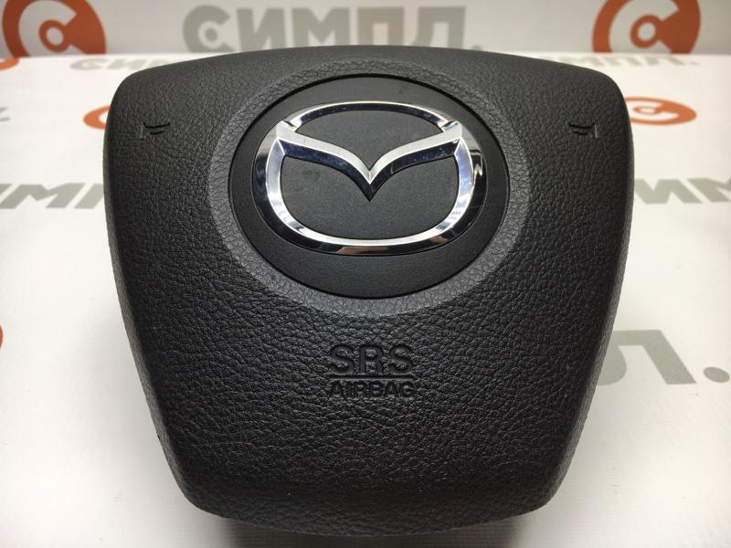 Подушка безопасности Mazda Atenza GH5FS L5 2008 В руль. (б/у)