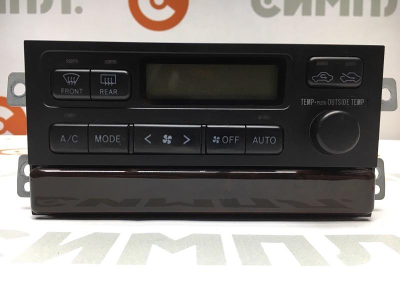 Блок управления климат-контролем Toyota Camry Gracia SXV20 5S 1998 (б/у)