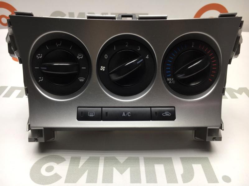 Блок управления климат-контролем Mazda Axela BL6FJ Z6 2011 (б/у)