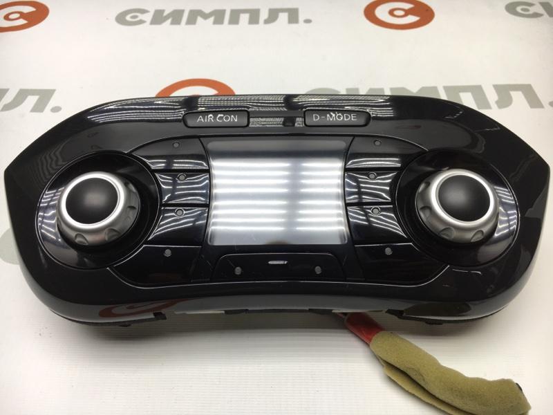 Блок управления климат-контролем Nissan Juke YF15 HR15 2011 (б/у)