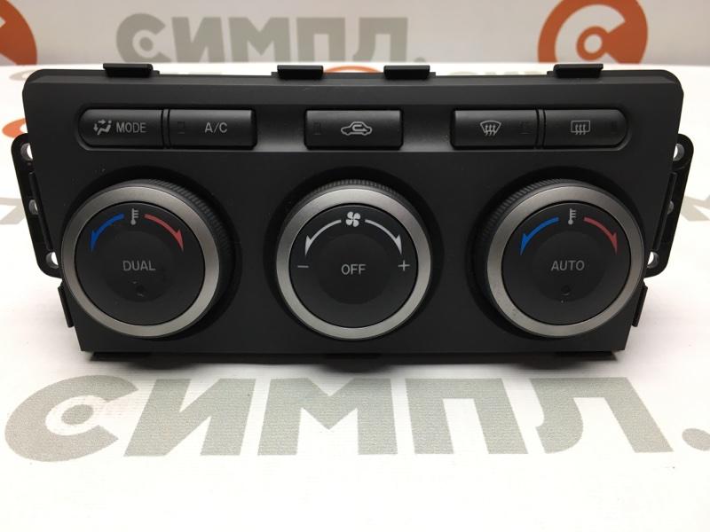 Блок управления климат-контролем Mazda Atenza GH5FS L5 2008 (б/у)