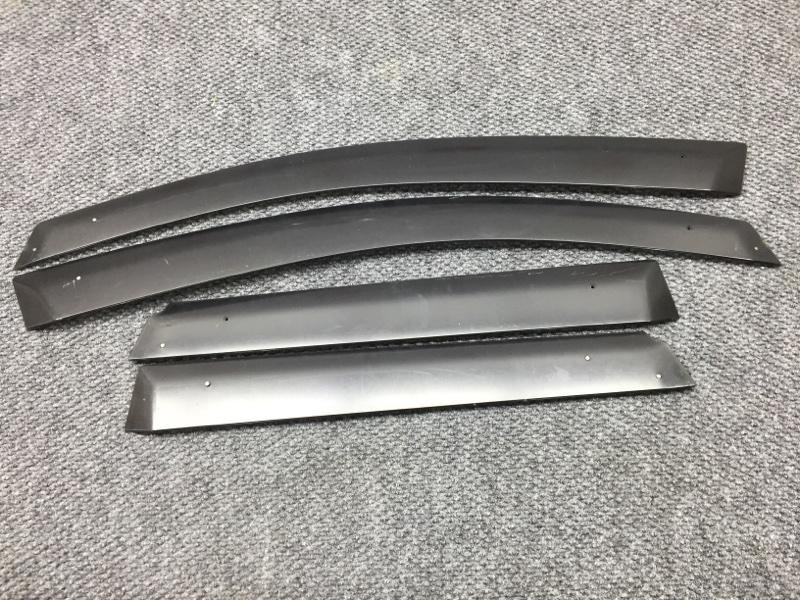 Комплект ветровиков Honda Partner GJ3 L15A 2008 Продаются комплектом 4 шт. Сломаны (б/у)