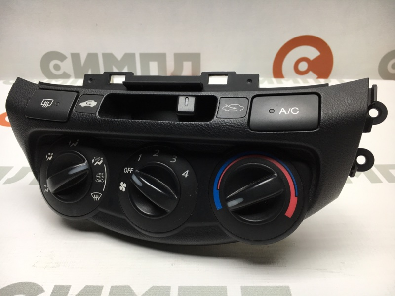 Блок управления климат-контролем Honda Partner GJ3 L15A 2008 (б/у)